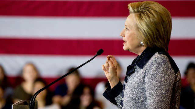 Clinton, Trump duke it out on the campaign trail