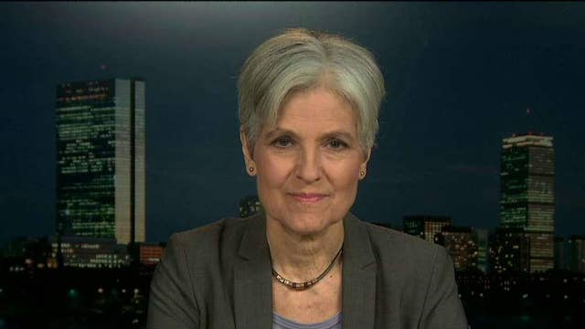 Jill Stein: We have the most disliked presidential candidates in history