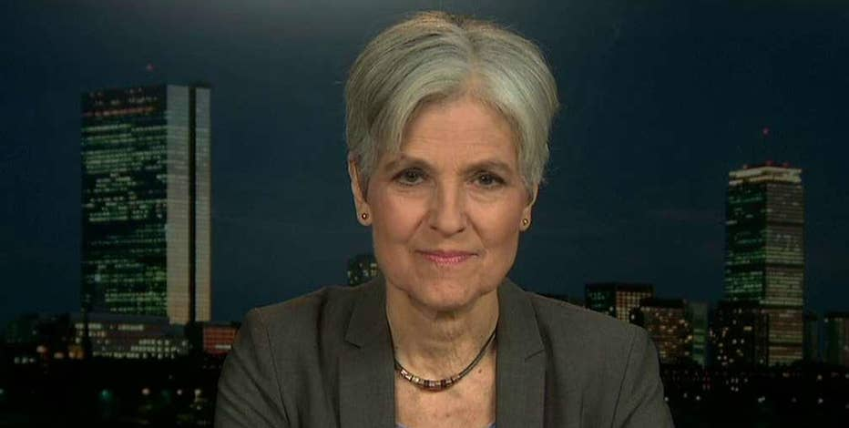 Green Party presidential nominee Jill Stein on the third party battle to get into the presidential debates and Donald Trump's economic policies.