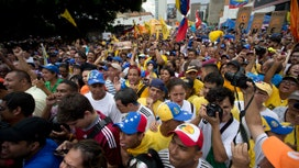 Venezuelan military controls food supply
