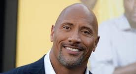 Dwayne Johnson tops list of highest paid actors