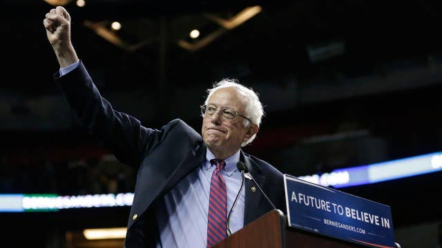 More Bernie Sanders supporters beginning to consider Trump?