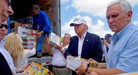 Tony Perkins on Trump's visit to flood-ravaged Louisiana