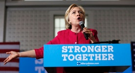 Survey: Clinton best candidate for the economy