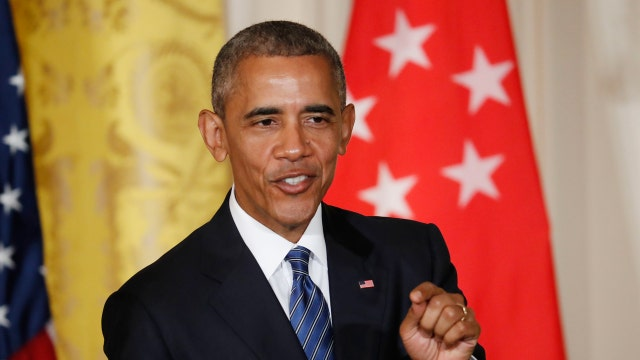 Obama makes a case for TPP and U.S. economy