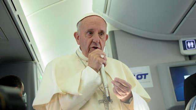 Zuhdi Jasser: Pope must distinguish Islamic sects