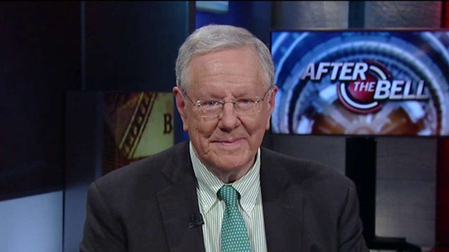Steve Forbes on the tax plans of Trump, Clinton