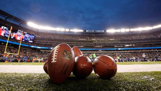 A football that connects with your smartphone?