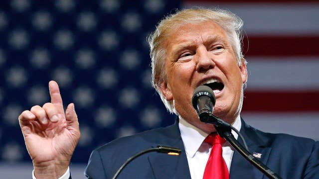 Trump hurt by focus on attacks over campaign message?