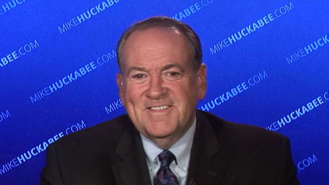 Mike Huckabee's take on the presidential race