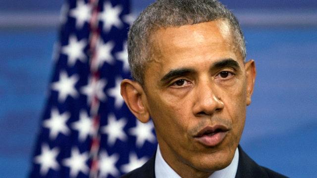 Obama: Homeland is much safer