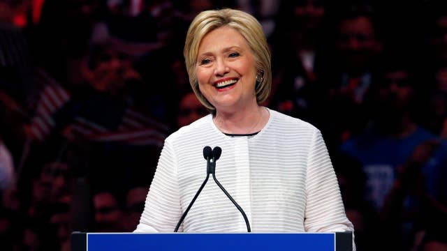 Can Clinton win over Americans' trust?