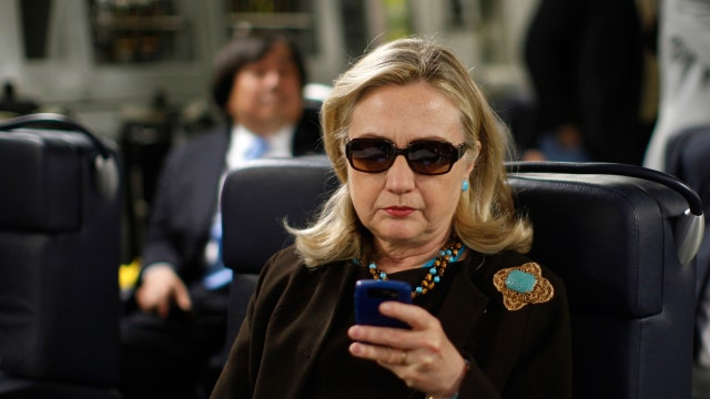 Did Clinton used BleachBit to wipe out emails?
