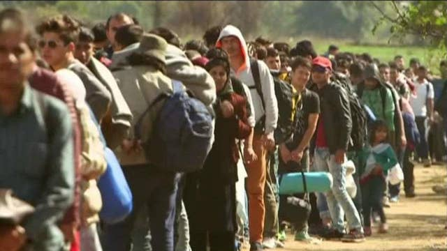 White House to hit 10K refugee goal