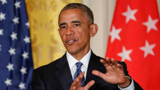 Obama: Alternative to TPP is what we have today