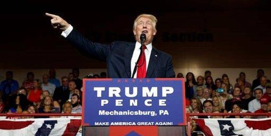 2016 Republican Presidential nominee Donald Trump discusses his plan for the U.S. economy.