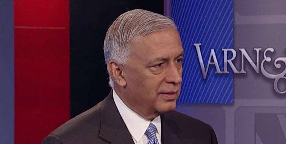 Former Pakistan Prime Minister Shaukat Aziz discusses honor killings, and said in his country, Hillary Clinton is better known than Donald Trump.