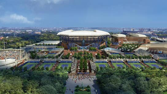The US Open Will Raise the Roof ... Literally
