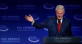 Bill addresses Clinton Foundation allegations
