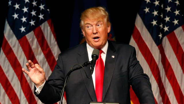 Trump endorses Speaker Paul Ryan