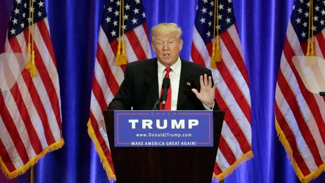 Trump too focused on Clinton attacks?