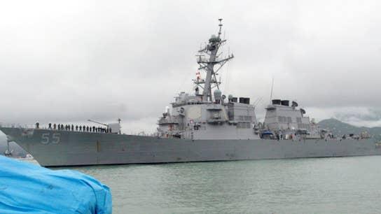 U.S. tensions flaring with Iran