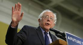 Already controversy with Bernie Sanders' new political organization?