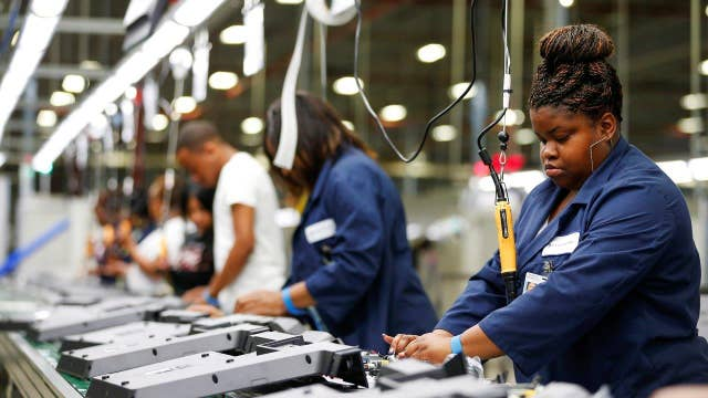 Jobs report revisions a concern for economy?