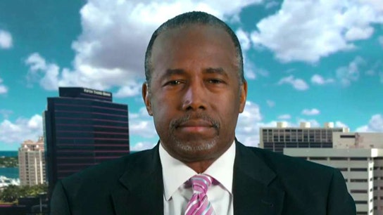Ben Carson: Latest in Clinton scandal another example of prevarication