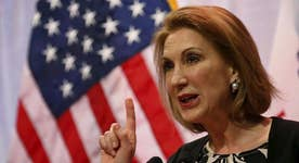 Carly Fiorina campaigning for RNC Chair?