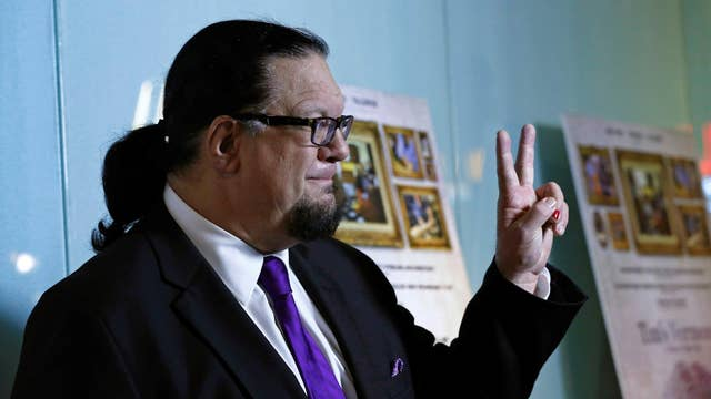 Penn & Teller magician sheds 100 pounds by eating two things