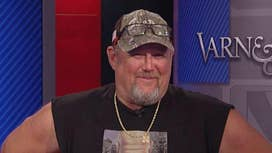 Larry the Cable Guy is cutting the cord