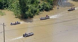 Louisiana Sen. Cassidy on flooding's economic impact