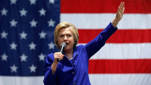 Clinton receives big boost in polls after DNC