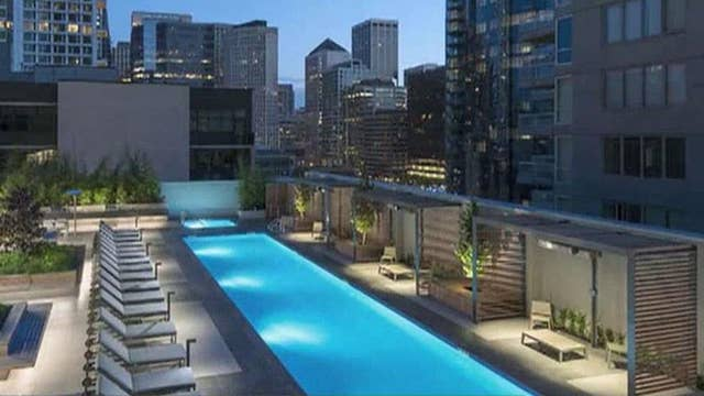 Luxury perks used to attract renters in San Francisco