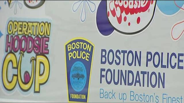 Boston police connecting with community through an ice cream truck