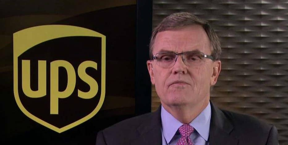 David Abney, UPS CEO, discusses why the company will lobby members of Congress to pass the Trans Pacific Partnership trade deal.