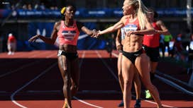 Here's how you get a body like an Olympian