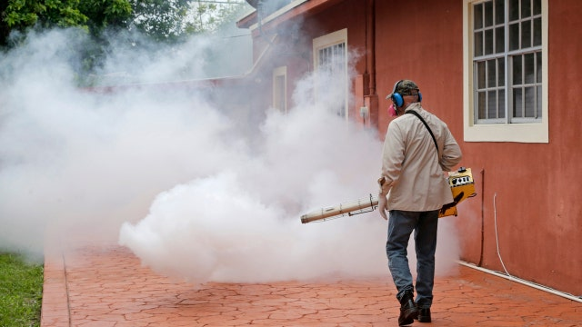 The battle plan for Zika in the U.S.