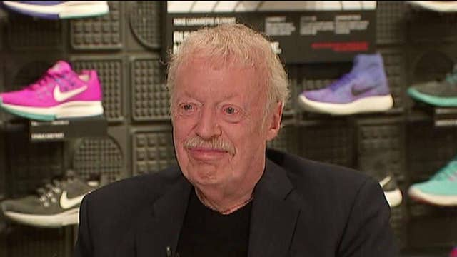 phil knight looks back on nike u0026 39 s early years  road to