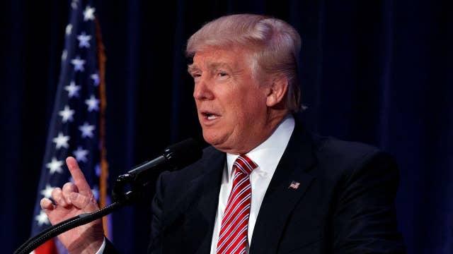 Trump slams Kaepernick for his National Anthem protest
