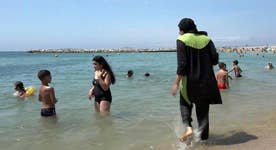 Muslim Conservative wants burkini banned
