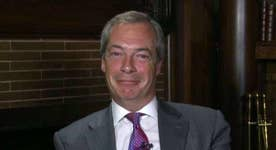 Nigel Farage: I wouldn't vote for Hillary