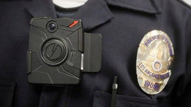 Police body cams boost TASER