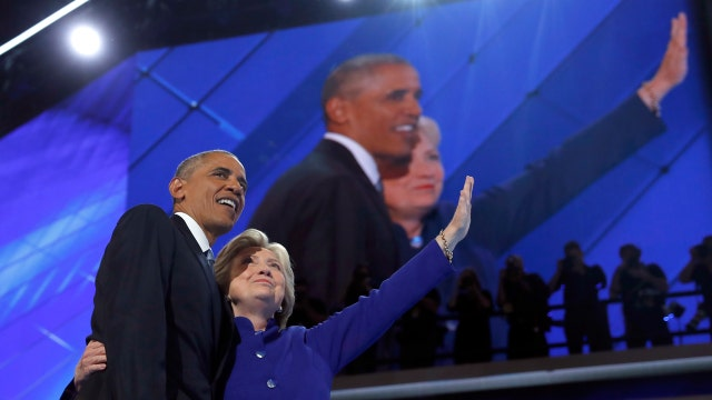 Why Clinton means four more years of Obama