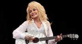 Dolly Parton on new album and tour