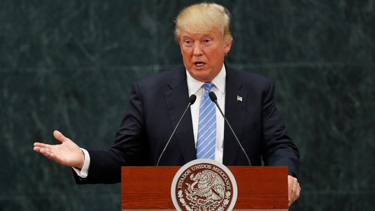 Trump outlines 5 shared goals to bring prosperity, happiness to U.S., Mexico