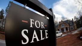 New home sales hit a nine-year high