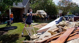 Louisiana officials call for donations to help flood victims