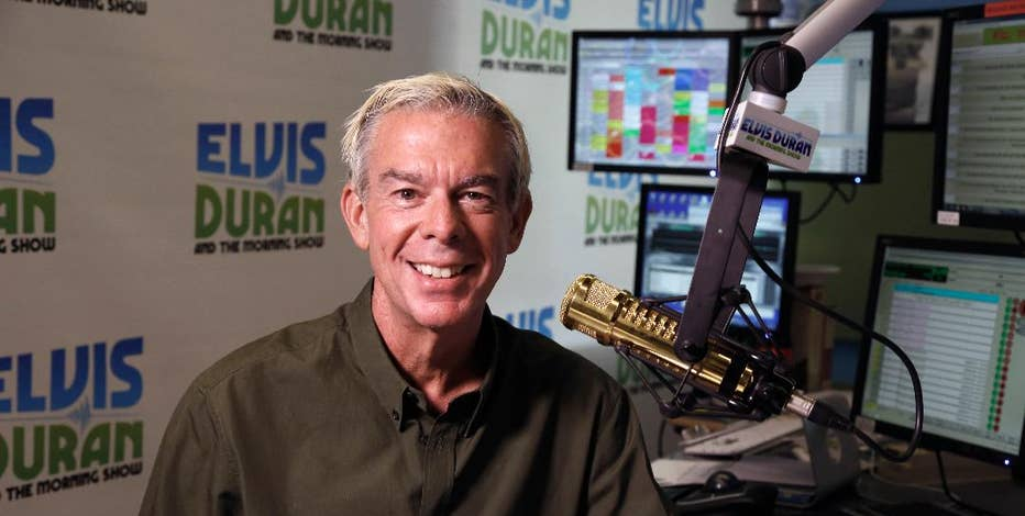 """Elvis Duran and the Morning Show"" host and National Radio Hall of Famer, Elvis Duran speaks out on the future of radio and adapting to the digital age."